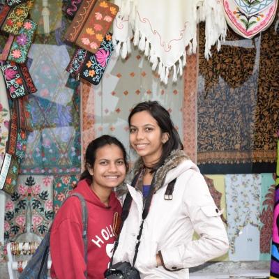 Sisters before misters: Kashmir