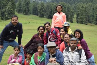 Aru, locals, and us!